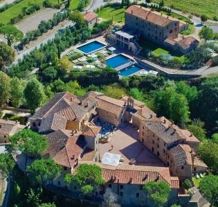 Foto Aerea Castel Monastero