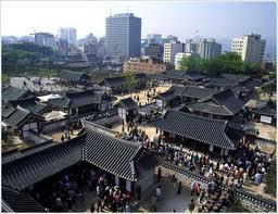 Corea tra tradizione e hi-tech