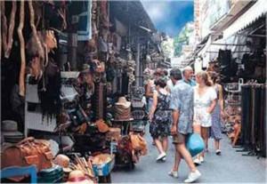 Chania, mercato, Creta