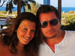 Creta - Agamennone e sua moglie