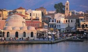 Chania, grecia, Creta