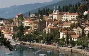 Opatija,Abbazia-Croazia