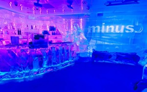 Minus5 Ice Bar and Lounge